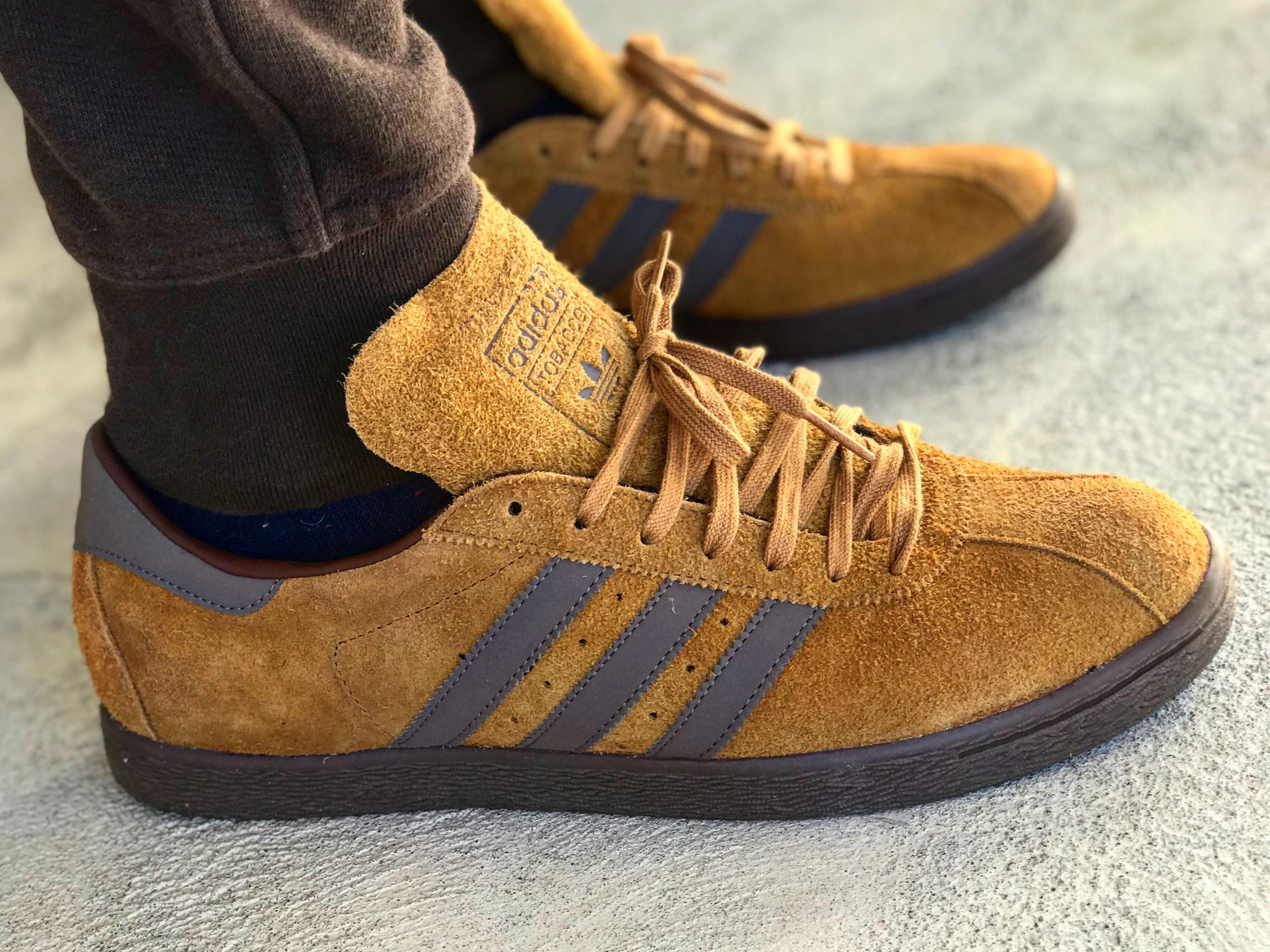 Adidas Tobacco. Cant believe I found them. Amazing texture