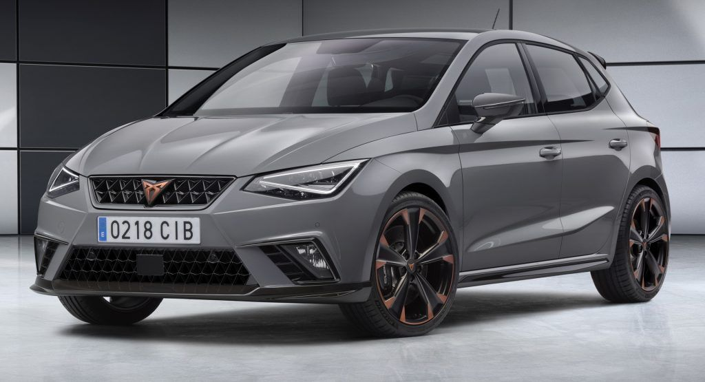 If You're Still Waiting For A Cupra Ibiza Hot Hatch, Just ...