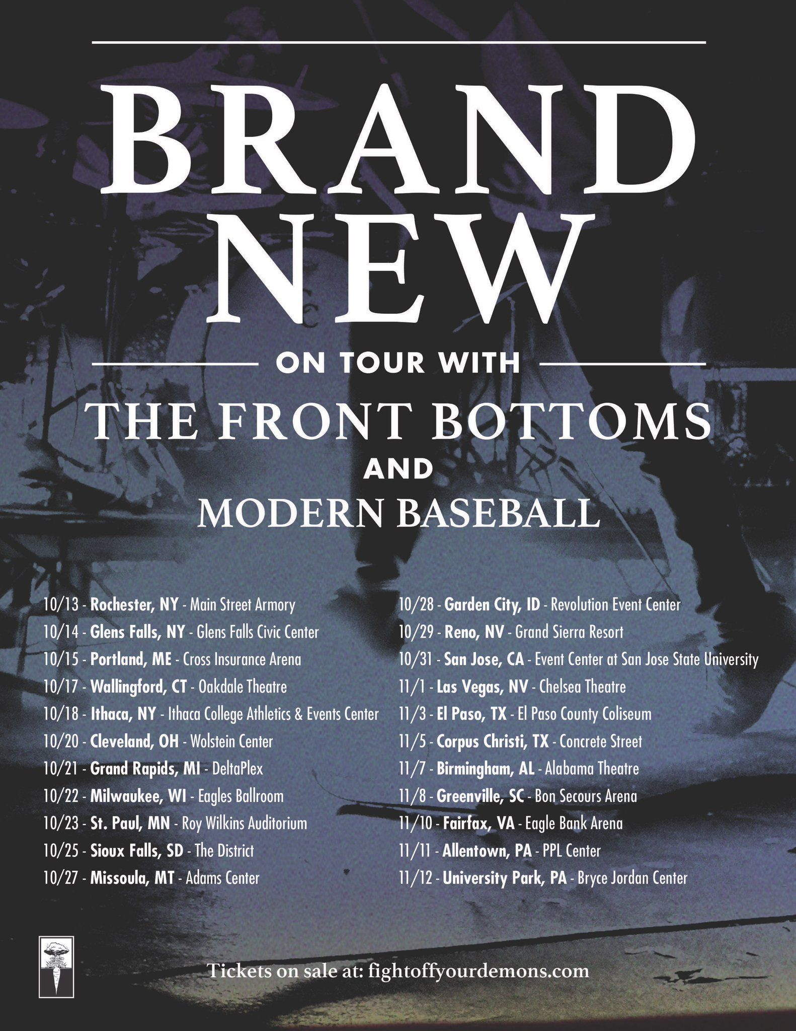 brand new announces on tour dates with the front bottoms modern baseball brandnewrock. Black Bedroom Furniture Sets. Home Design Ideas