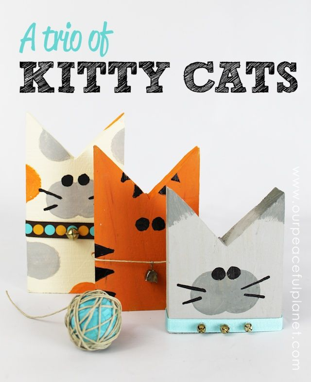 Kitty Cat Trio