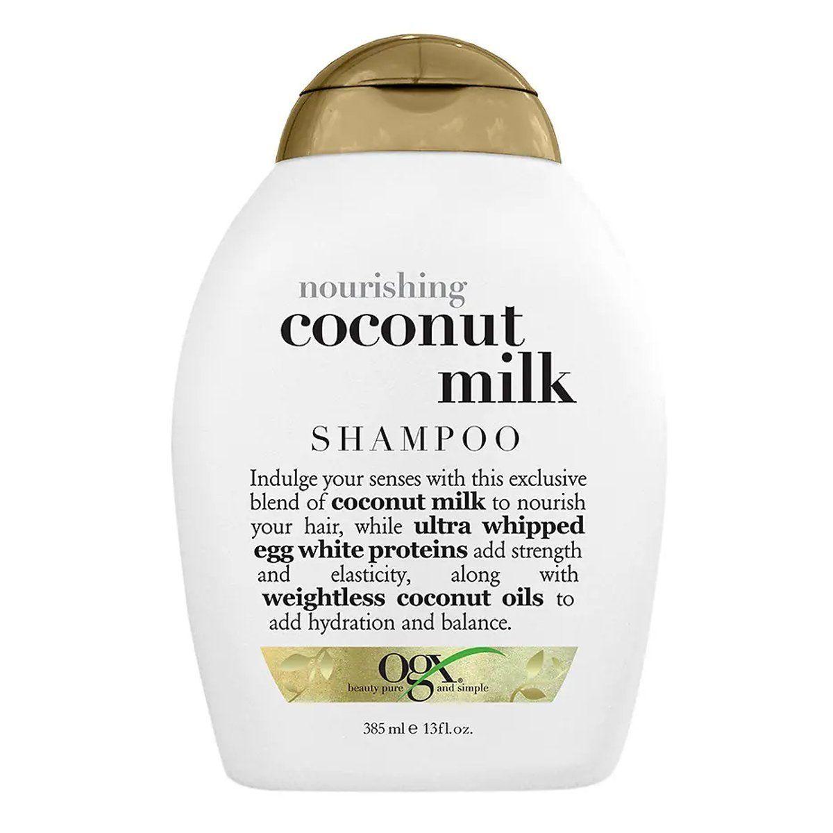 OGX Nourishing Coconut Milk Shampoo 13oz Coconut milk