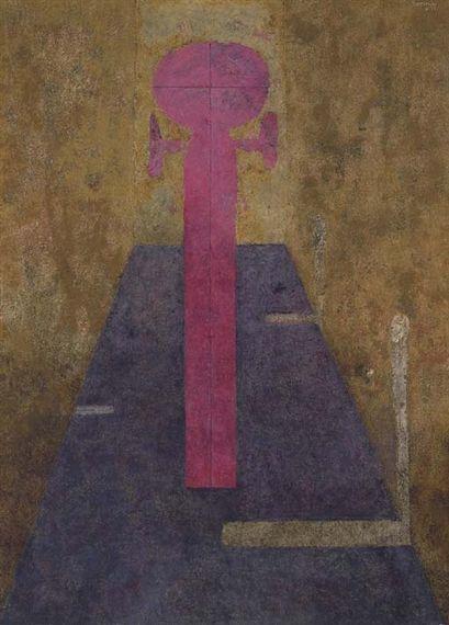 Rufino Tamayo, Enclaustrado, 1977