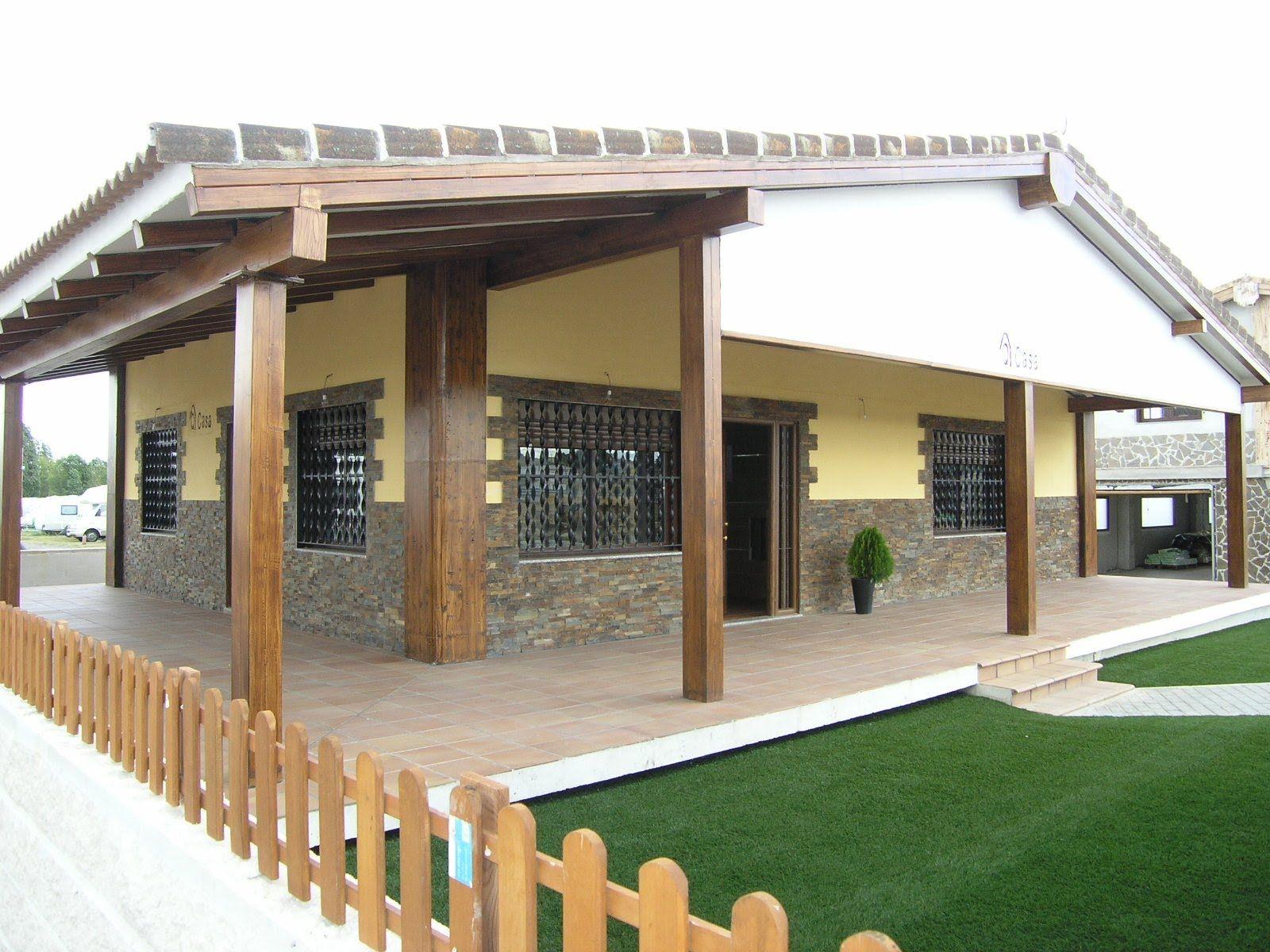 Video casa prefabricada modelo andalucia www - Modelos de dormitorios ...