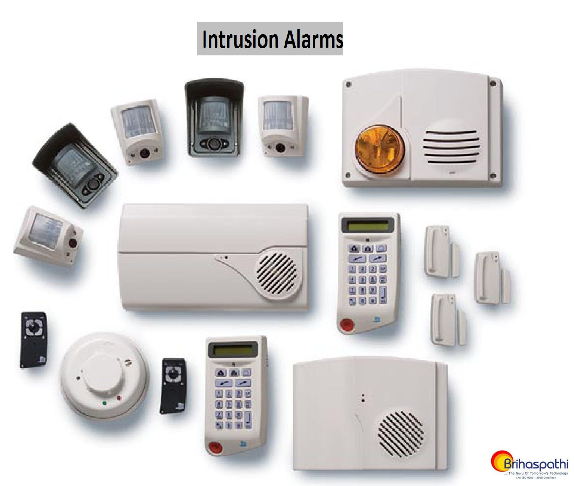 Brihaspathitechnologies Offers Intrusionalarms That Meet Security Needs Of Small Medium And Large With Images Alarm Systems For Home Home Security Systems Alarm System