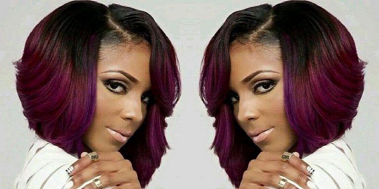 New Black Hairstyles For 2020 Black Women Hairstyles Bobs 2019 / 2020 #Weddinghairstyles