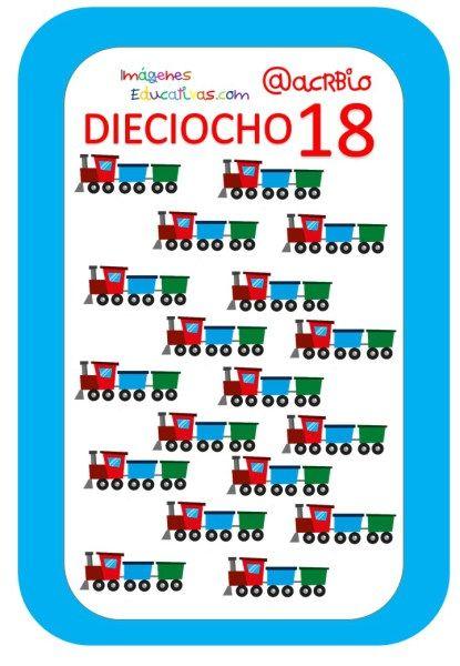 Cartas juguetes números (18)