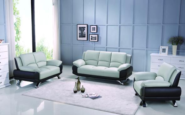 Bh117 Gray Black Sofa With Images Furniture Sofa Set Modern Leather Sofa Leather Sofa