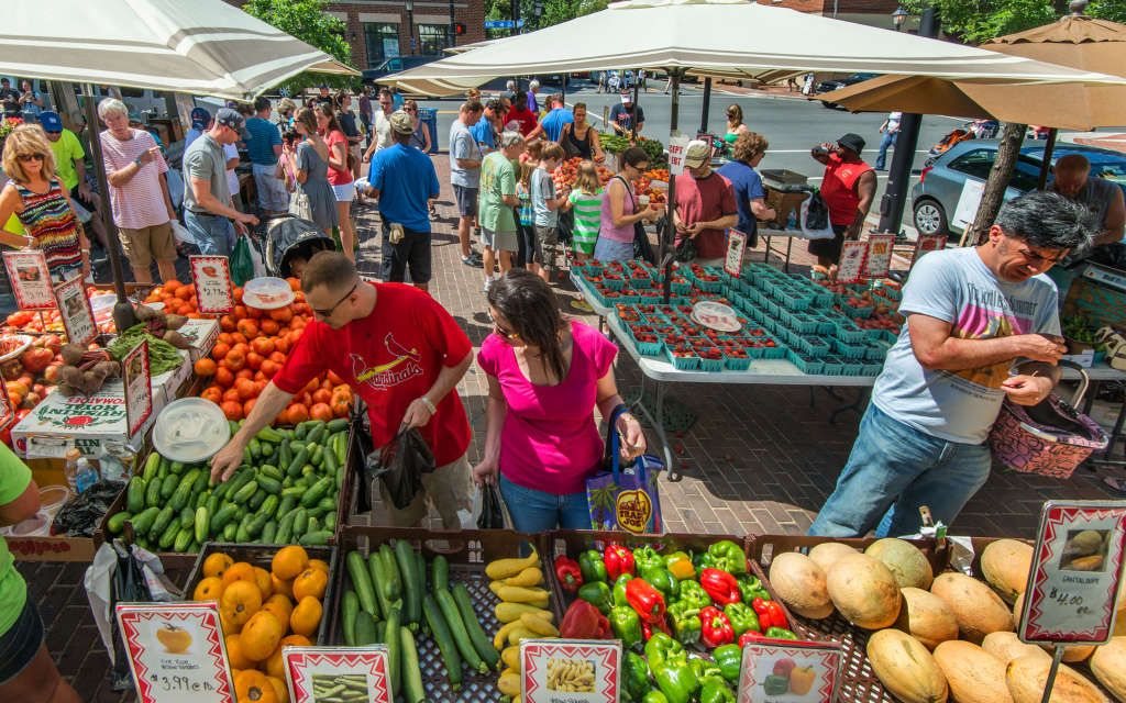 alexandria farmers markets location and information organic vs
