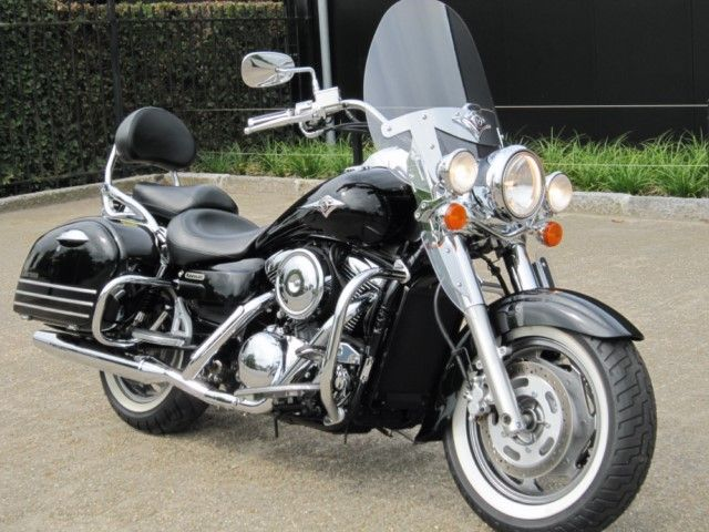 Kawasaki Vulcan 1600 Classic Tourer