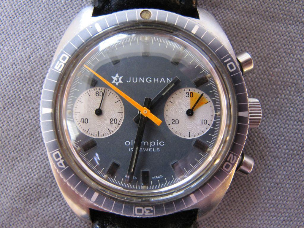 Junghans Olympic chrono