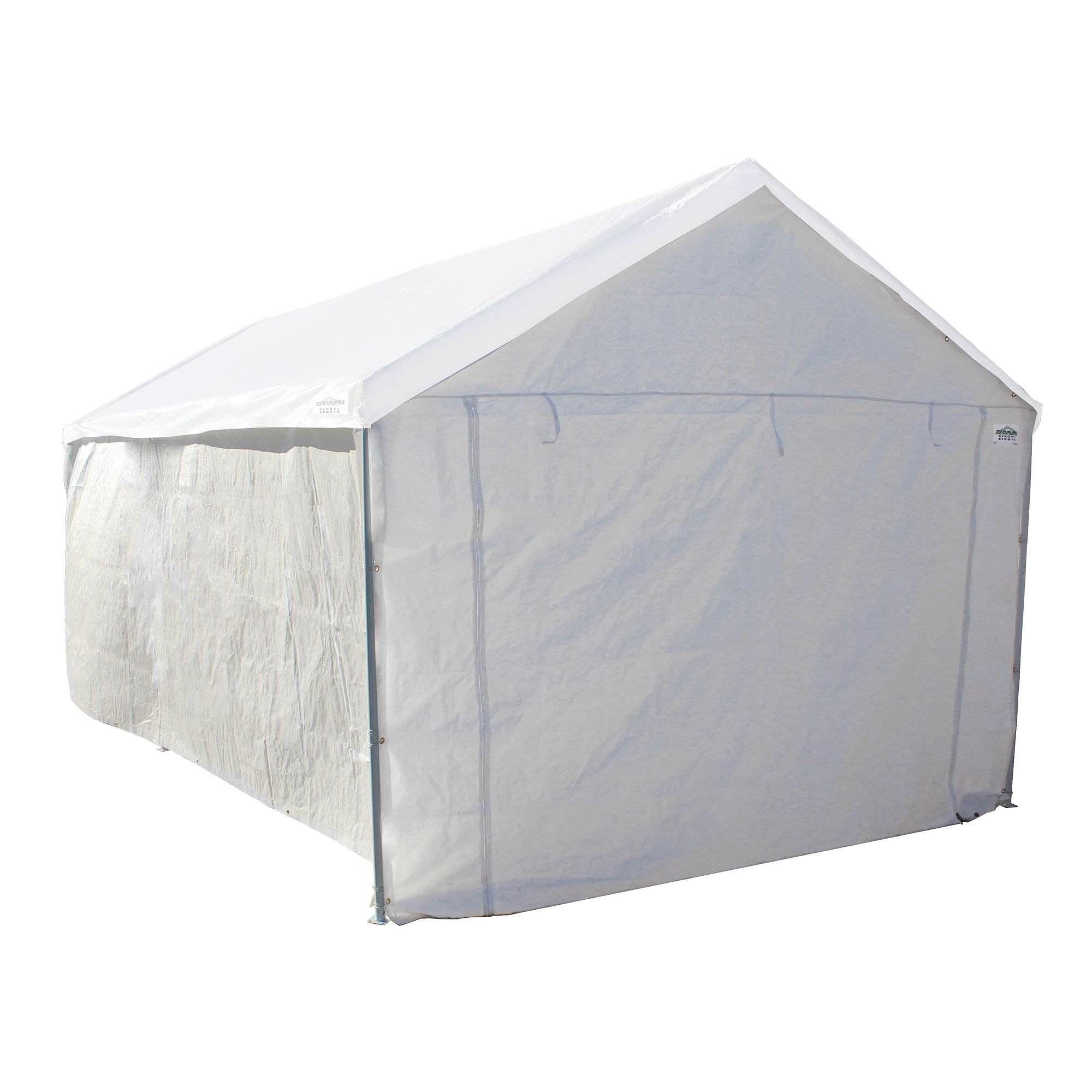 Caravan Canopy Domain Car Port Tent Sidewalls w/ Straps