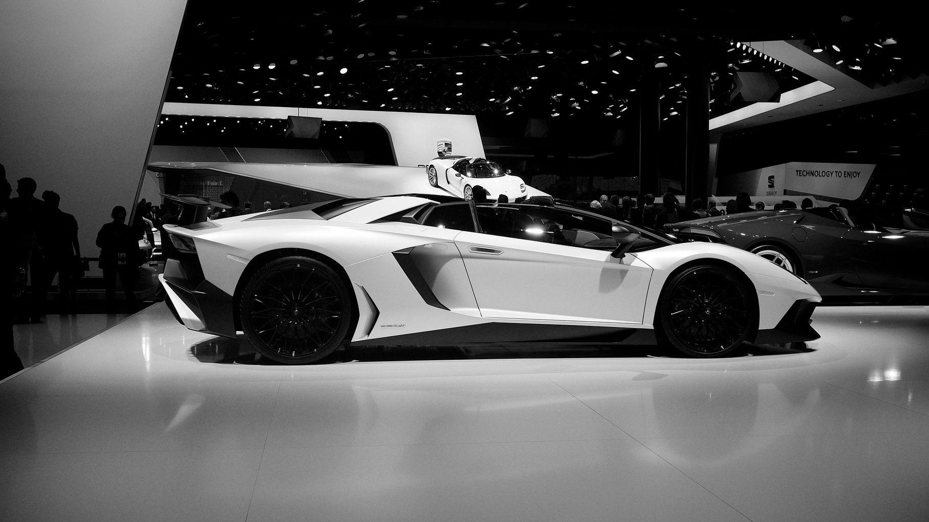 Lamborghini at the IAA 2015 Frankfurt