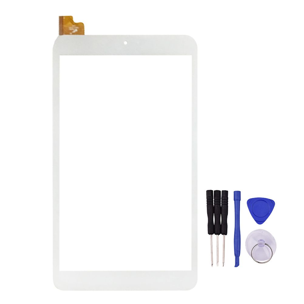 8 inch Touch Screen for PINGBO PB80JG2483 FHX Tablet Glass ...