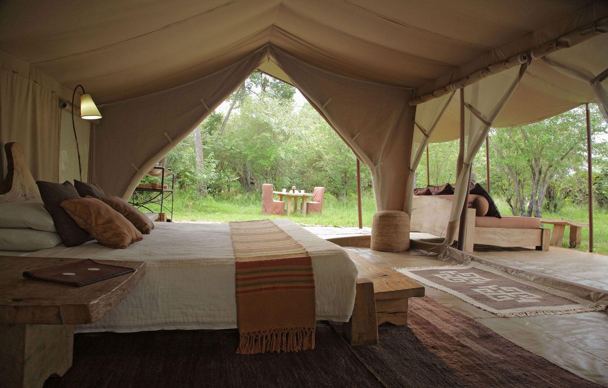 Safari Camp in Maasai Mara Kenya 2000x1277 http://ift.tt ...