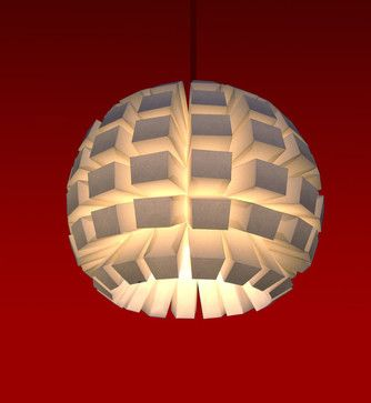Paper lightweight lamp shade by bapseflaps contemporary lamp shades paper lightweight lamp shade by bapseflaps contemporary lamp shades aloadofball Choice Image