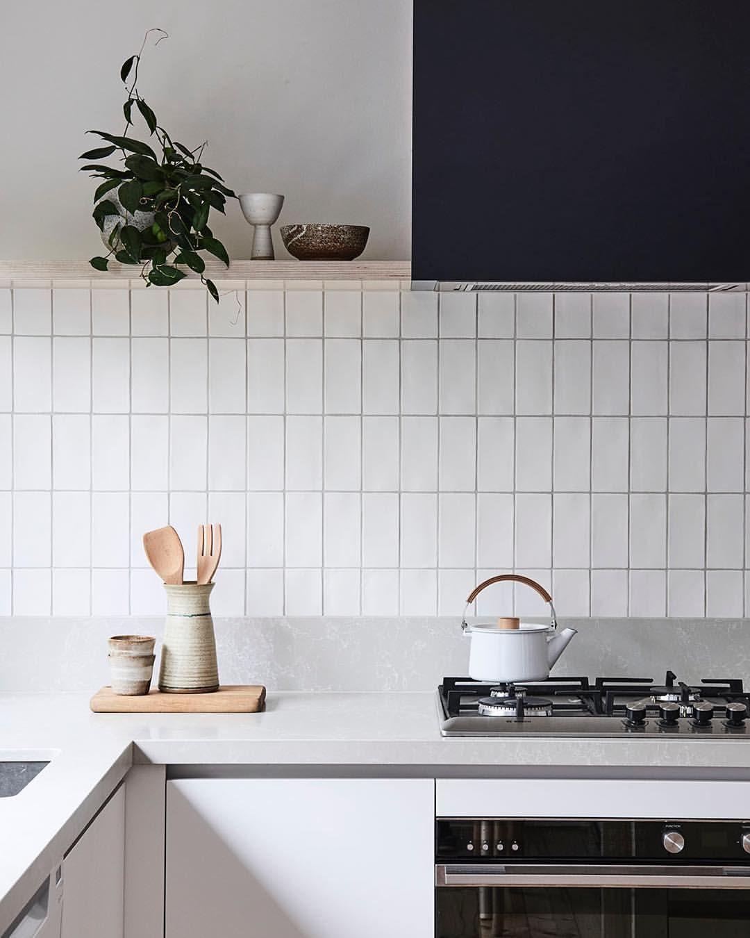 Likes Comments Bicker Bickerdesign On Instagram - Küche fliesen blende