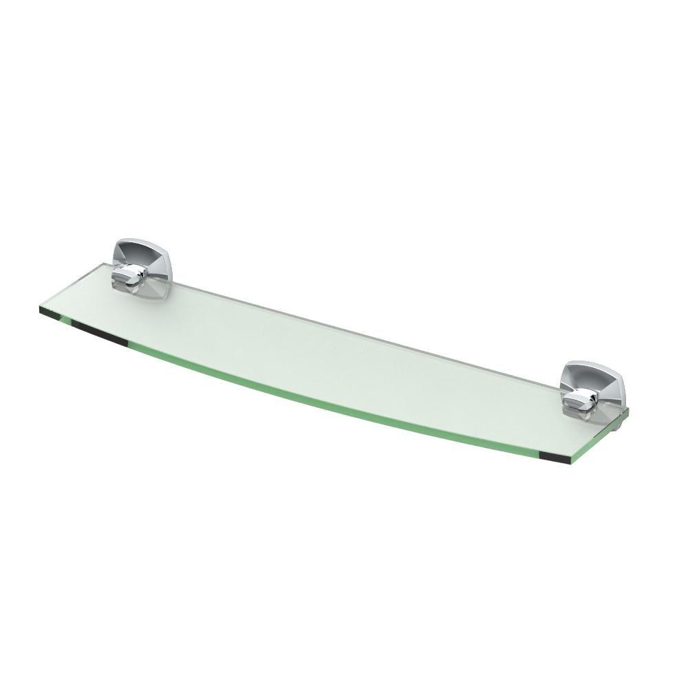 Gatco Jewel 21 5 In L X 3 5 In H X 5 5 In W Glass Bathroom