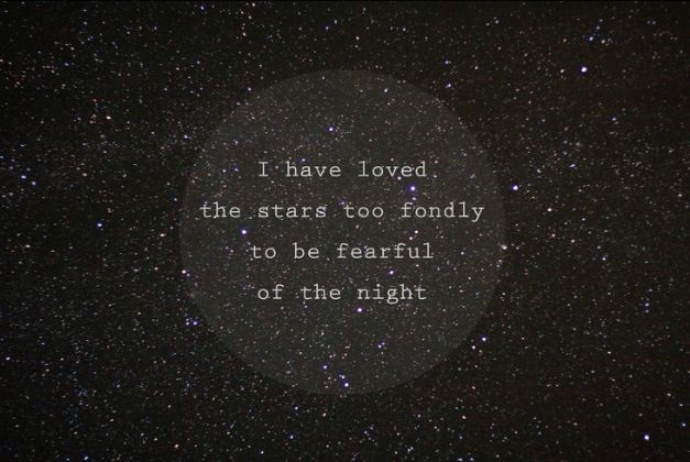 Stars Beauty Quote Love Night Midnight Stargazing Stargazing