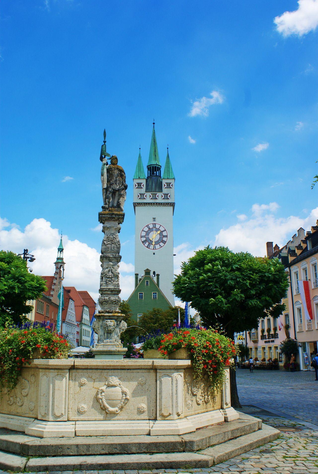 Bayern Schöne Städte