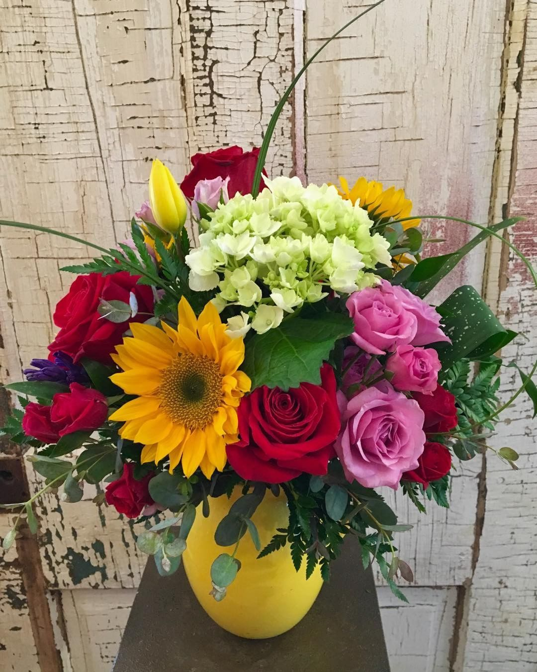 Pin by zengels flowers and gifts on custom floral arrangements instagram post by zengel flowers and gifts apr 20 2017 at 140pm utc izmirmasajfo