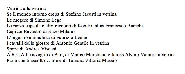 Ferruccio Gianola: Le vetrine settimanali più lette di sempre