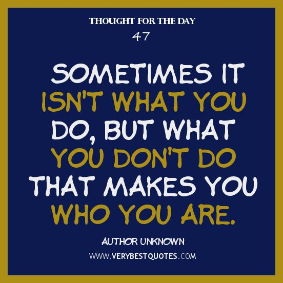 Thought For The Day Quotes Gorgeous Thought For The Day About Action Action Quotes Www
