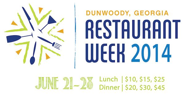 Dunwoody Restaurant Week 2014 (June 21-28)