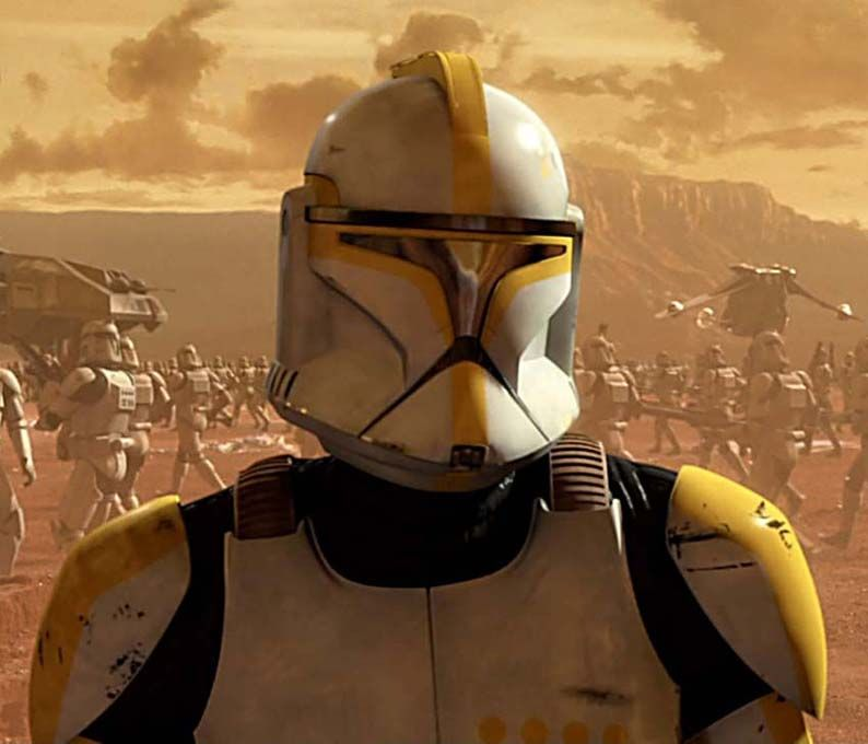 Image result for clone trooper phase 1 attack of the clones