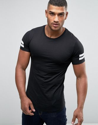 27d26c020d07 T-shirts For Men | Plain or Logo, Designer T-shirts | ASOS | Graphic ...