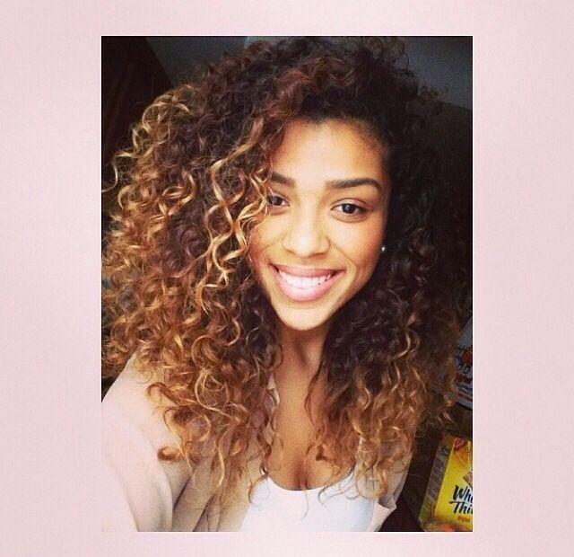 Natural Curly Hair Hair Pinterest Natural Curly Hair Curly