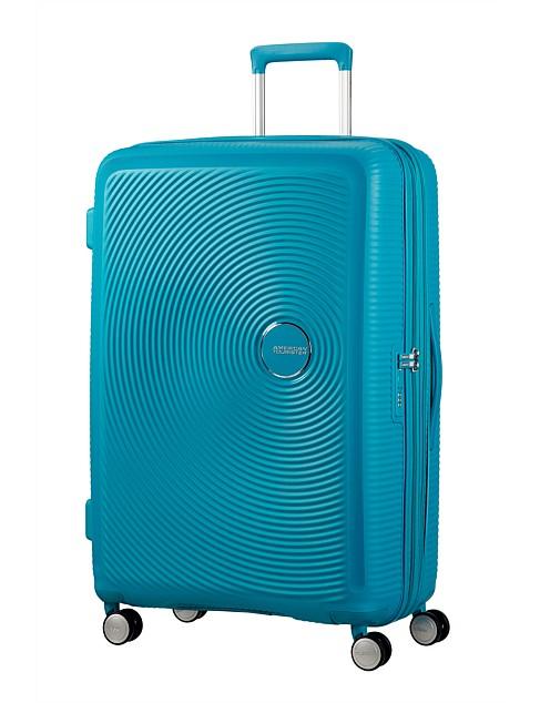 Curio 80cm Large Suitcase American Tourister Hard Suitcase Suitcase