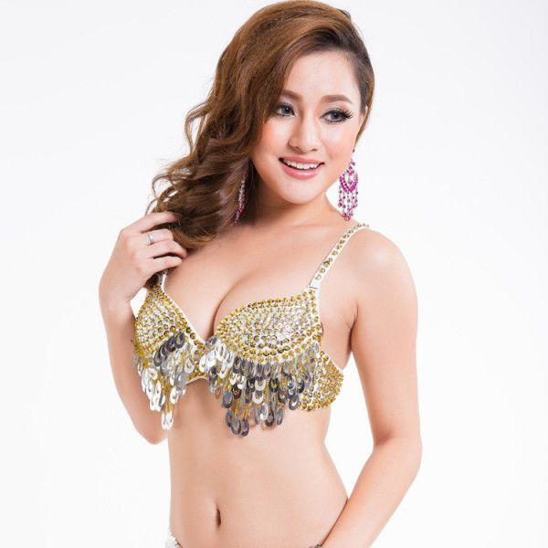 c63a83e609f5 Belly Dance Belly Dancing Costume For Sexy Bra Top Clothes Dancing ...