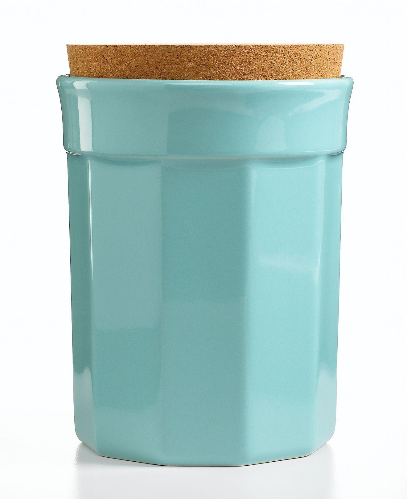 Martha Stewart Collection Crock, Ceramic Food Storage Container ...