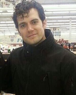 Hello everyone, it's another beautiful day. Let's enjoy it to the fullest and fall in love (again) with #HenryCavill