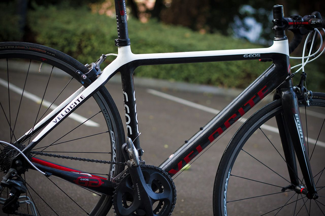 VELOCITE GEOS 2 0 | Mile munching distance bike without the