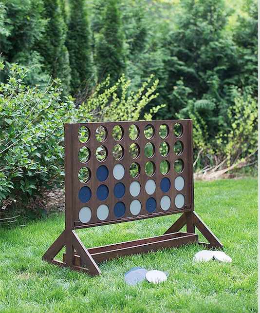 Backyard Party Games