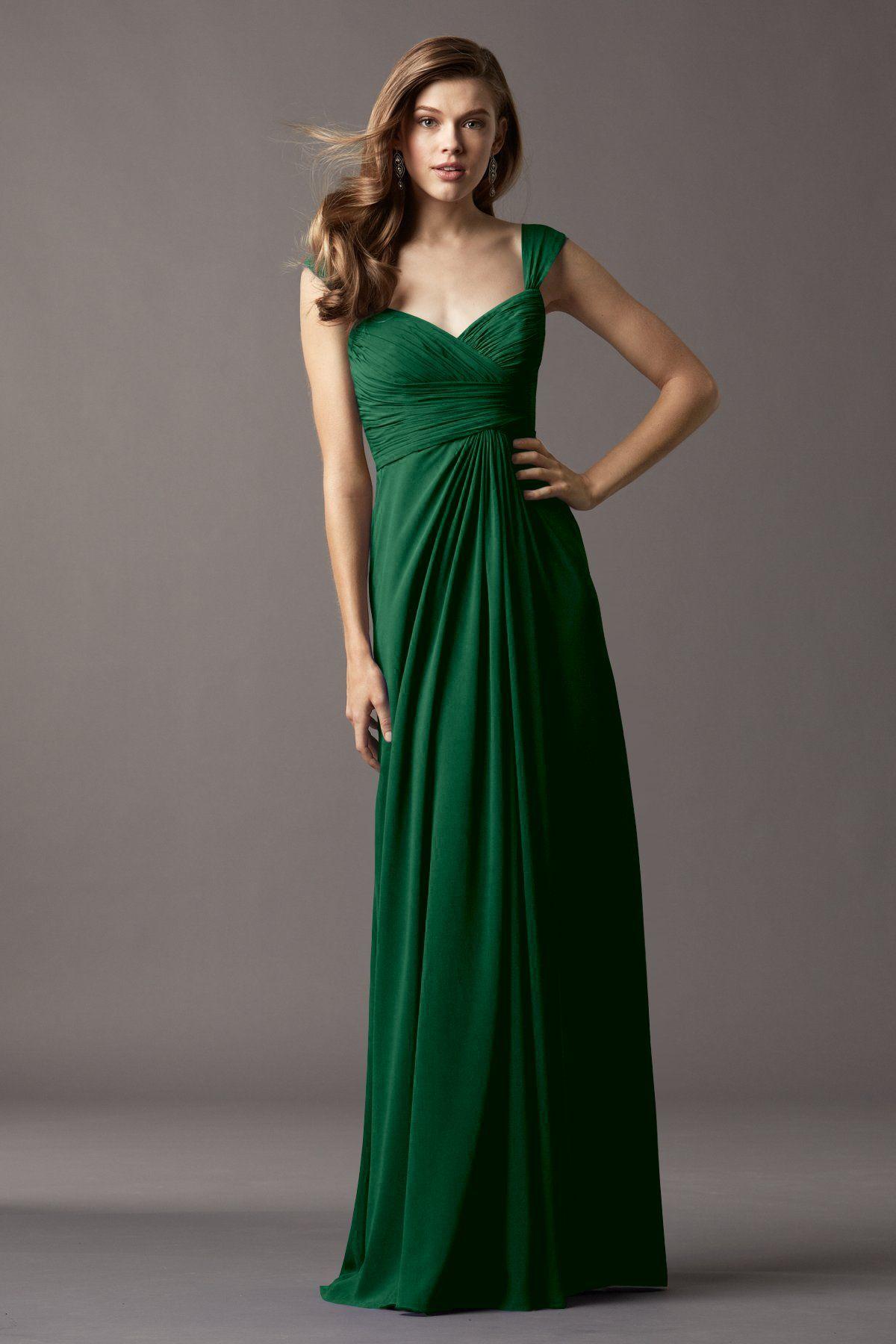 Mahogany 4515 | Bridesmaids | Watters | Bridesmaid dresses ...