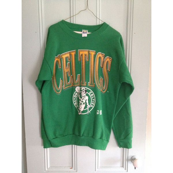new product 8b48e e7fe0 Vintage Boston Celtics Basketball NBA Sweatshirt in new ...