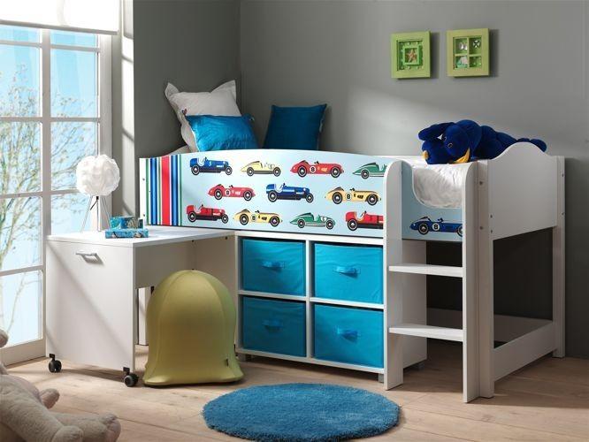 łóżko Piętrowe Dla Dzieci Lollipop Autka Hania łóżka