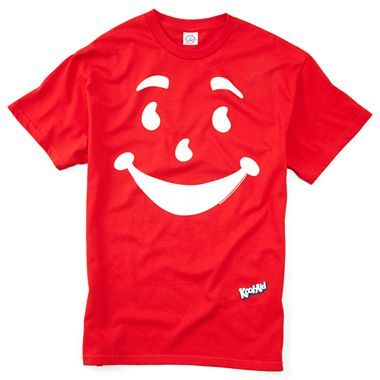 64e927dcc Kool Aid Big Face Men's T-Shirt - jcpenney | More Shirts I Would Buy ...