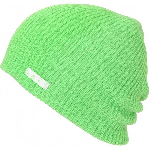 2ef7b8f2b61d5 Neff Daily Green Beanie ( 18) ❤ liked on Polyvore