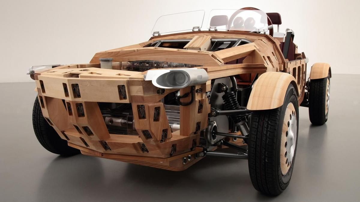 Heirloom designer Setsuna Toyota launch at Milan Wooden