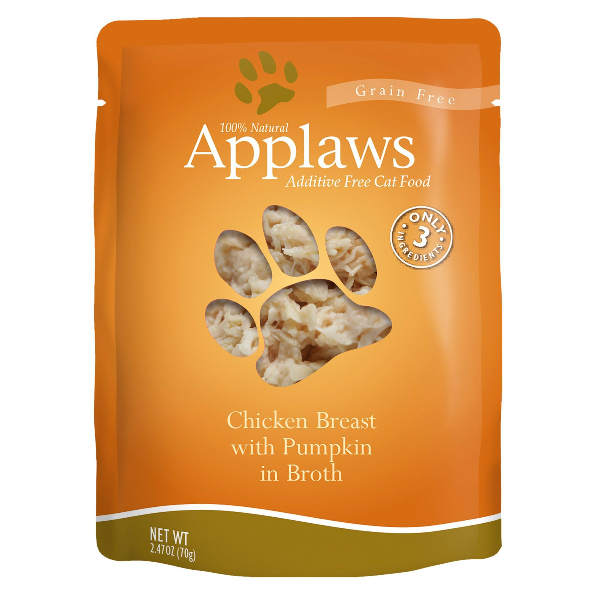 Applaws Wet Cat Food, Natural, Limited Ingredient, Grain