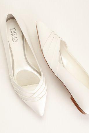 Bridal shoes flats