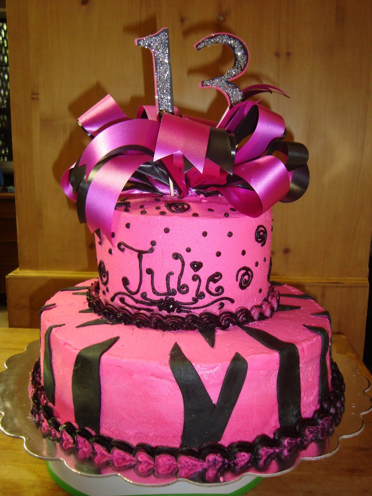 Sweet 13 Birthday Party Ideas One Of The Girls Friends Turned 13