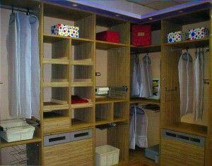 Armarios vestidor armarios esquina vestidores closet home decor closet y decor - Armarios empotrados en esquina ...