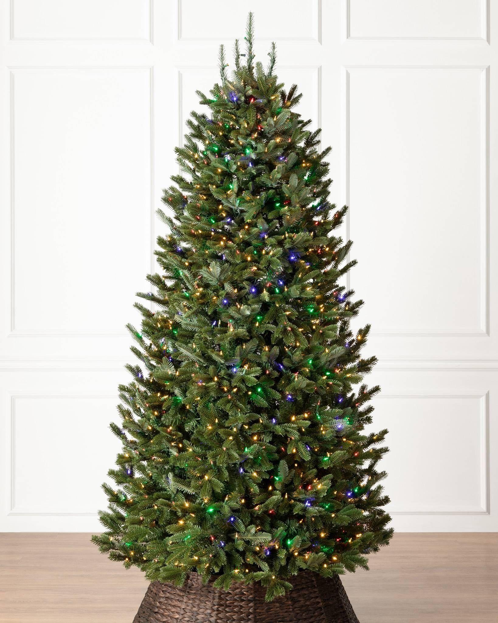 Bh Fraser Fir Narrow Artificial Christmas Trees Balsam Hill In 2020 Artificial Christmas Tree Realistic Artificial Christmas Trees Christmas Tree Sale