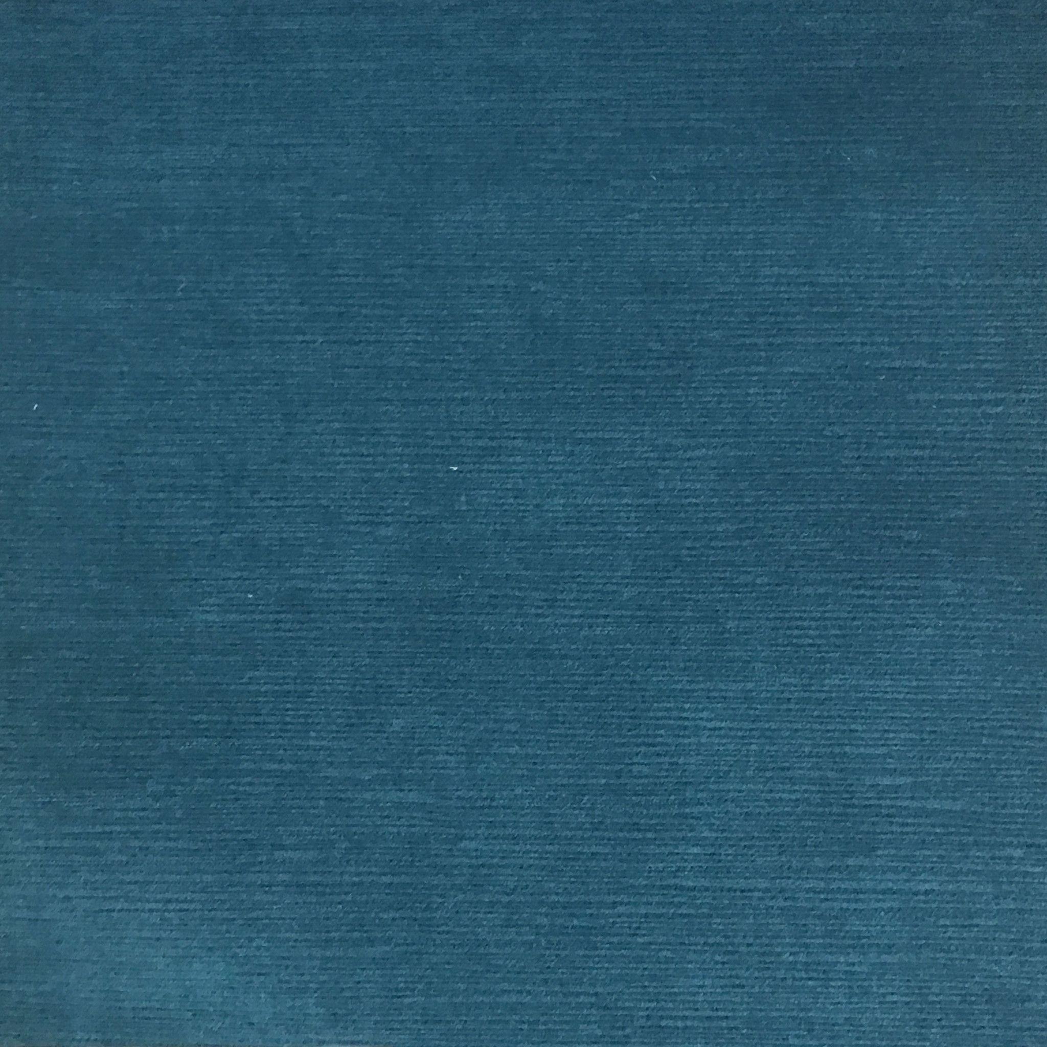 Pond Strie Textured Microfiber Slubbed Velvet Upholstery Fabric