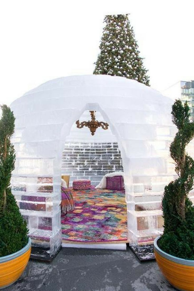 Ice sculptures can add an impressive and creative decor to your ...