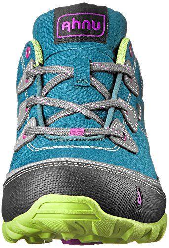 Ahnu Womens Sugarpine Hiking Shoe,Deep Teal,9.5 M US List Price: $129.95 Buy New: $90.97